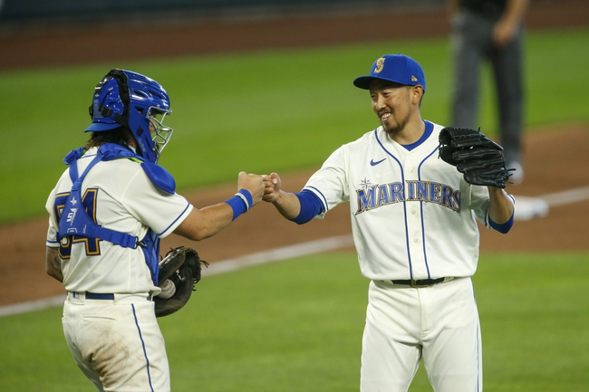 Seattle Mariners vs. Texas Rangers - 9/7/20 MLB Pick, Odds, and Prediction