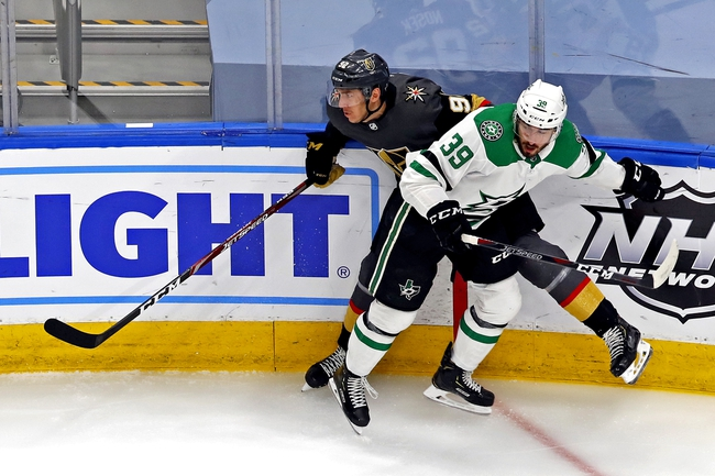 Vegas Golden Knights vs. Dallas Stars - 9/8/20 NHL Pick, Odds, and Prediction