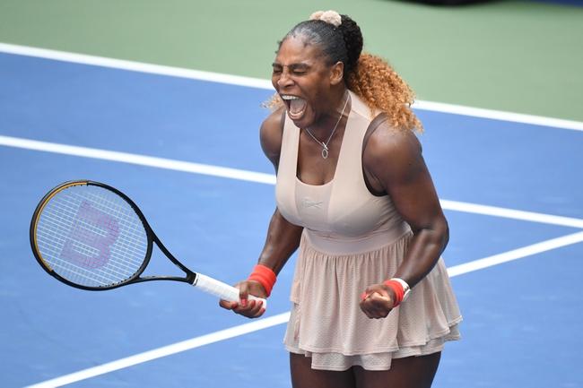 Serena Williams vs. Tsvetana Pironkova 9/9/20 US Open Tennis Pick, Odds, and Prediction