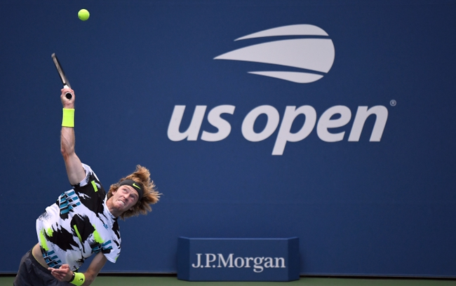 Daniil Medvedev vs. Andrey Rublev 9/9/20 US Open Tennis Pick, Odds, and Prediction