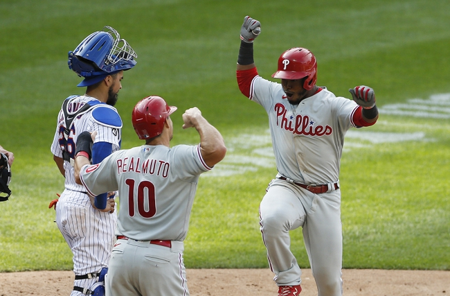 New York Mets at Philadelphia Phillies - 9/15/20 MLB Picks and Prediction