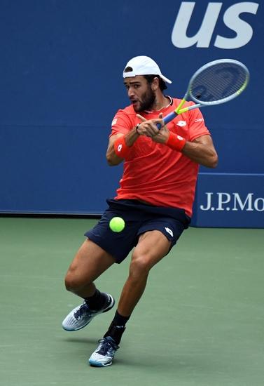 Paris Masters: Matteo Berrettini vs. Marcos Giron 11/03/20 Tennis Prediction