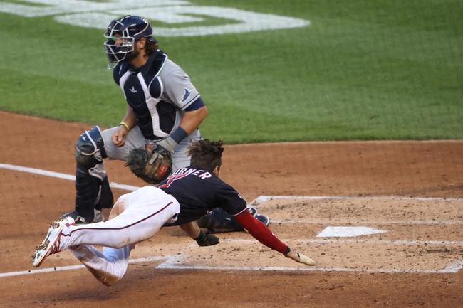 Washington Nationals vs. Tampa Bay Rays - 9/8/20 MLB Pick, Odds, and Prediction