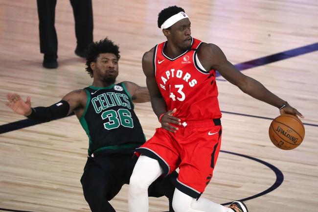 Toronto Raptors at Boston Celtics - 9/9/20 NBA Picks and Prediction