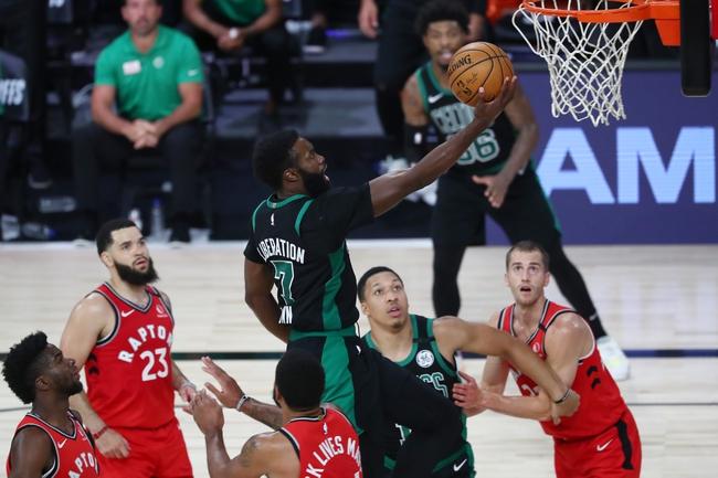 Boston Celtics vs. Toronto Raptors - 9/9/20 NBA Pick, Odds, and Prediction