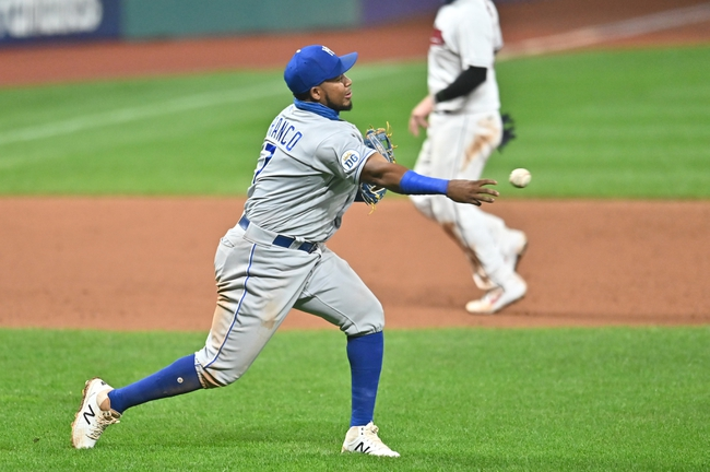 Kansas City Royals at Cleveland Indians - 9/8/20 MLB Picks and Prediction