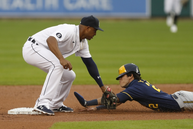 Detroit Tigers vs. Milwaukee Brewers - 9/9/20 MLB Pick, Odds, and Prediction