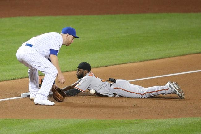 Baltimore Orioles at New York Mets - 9/9/20 MLB Picks and Prediction