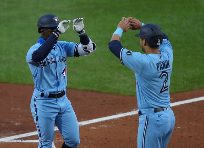 New York Yankees at Toronto Blue Jays - 9/9/20 MLB Picks and Prediction