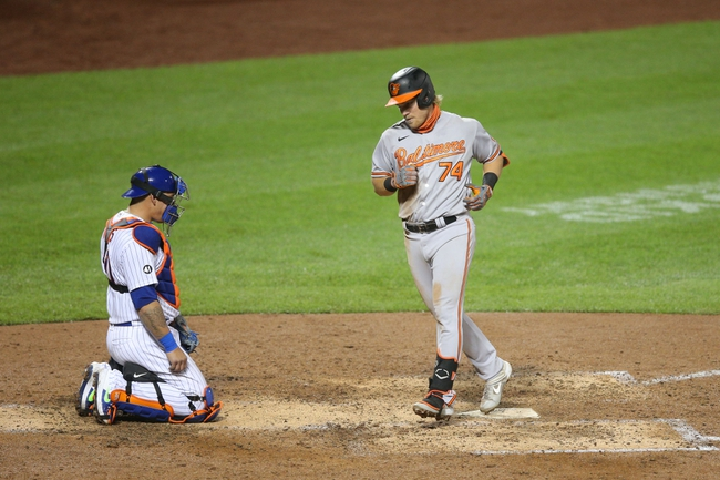 New York Mets vs. Baltimore Orioles - 9/9/20 MLB Pick, Odds, and Prediction