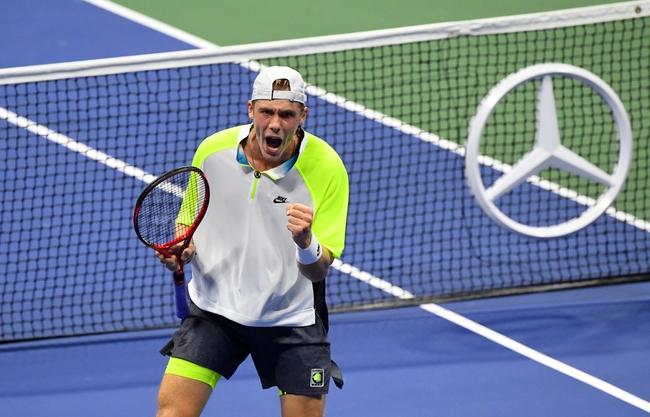Diego Schwartzman vs. Denis Shapovalov 9/20/20 Rome Open Tennis Pick, Odds, and Prediction