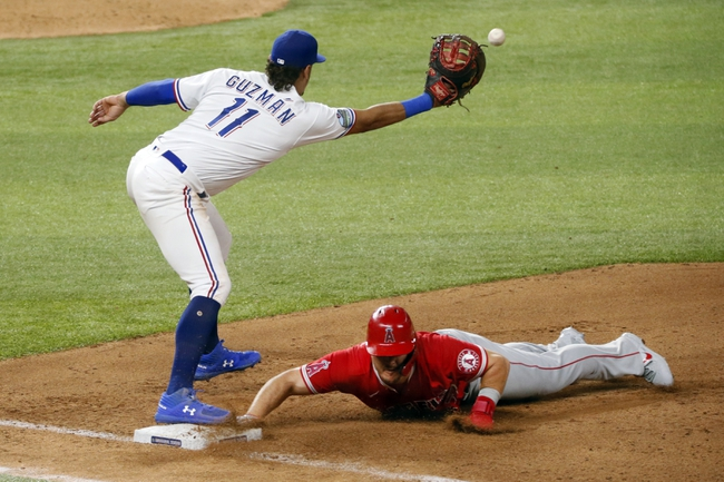 Texas Rangers vs. Los Angeles Angels - 9/9/20 MLB Pick, Odds, and Prediction