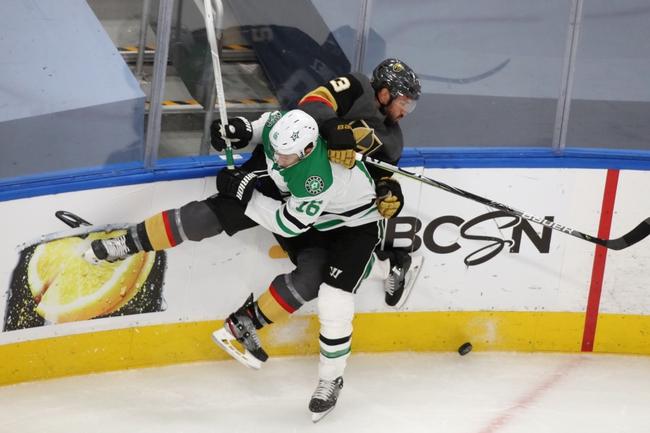 Dallas Stars vs. Vegas Golden Knights - 9/10/20 NHL Pick, Odds, and Prediction