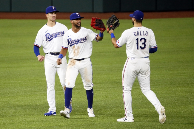 Los Angeles Angels at Texas Rangers - 9/9/20 MLB Picks and Prediction