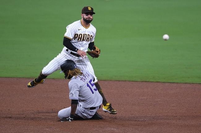 Colorado Rockies at San Diego Padres - 9/9/20 MLB Picks and Prediction