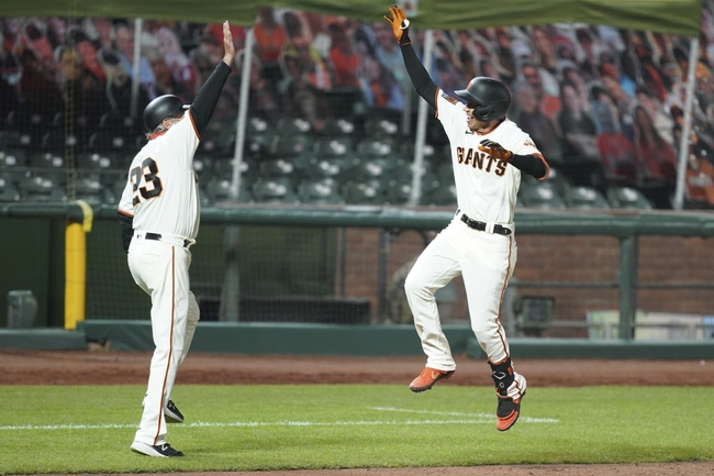Seattle Mariners at San Francisco Giants - 9/9/20 MLB Picks and Prediction
