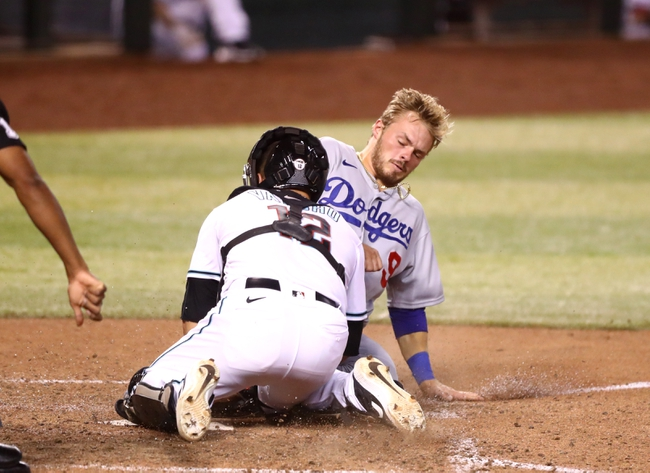 Los Angeles Dodgers at Arizona Diamondbacks - 9/9/20 MLB Picks and Prediction