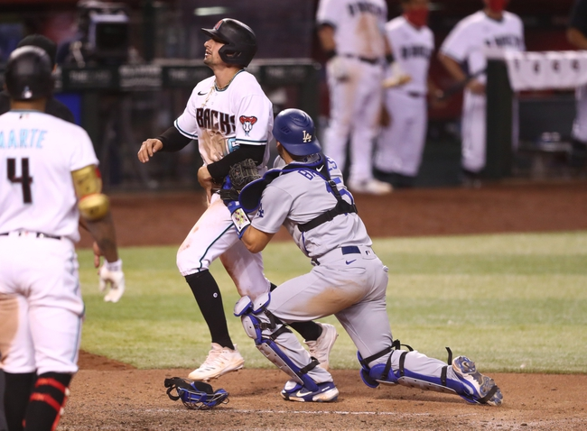 Arizona Diamondbacks vs. Los Angeles Dodgers - 9/10/20 MLB Pick, Odds, and Prediction