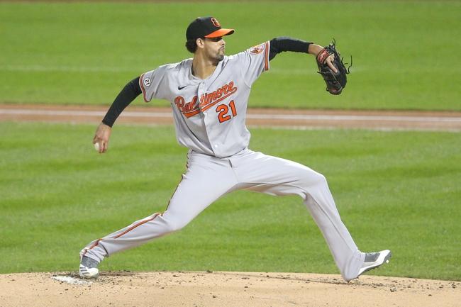 Baltimore Orioles vs. Atlanta Braves - 9/14/20 MLB Pick, Odds, and Prediction