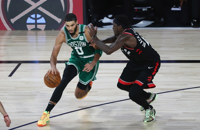 Boston Celtics at Toronto Raptors - 9/11/20 NBA Picks and Prediction