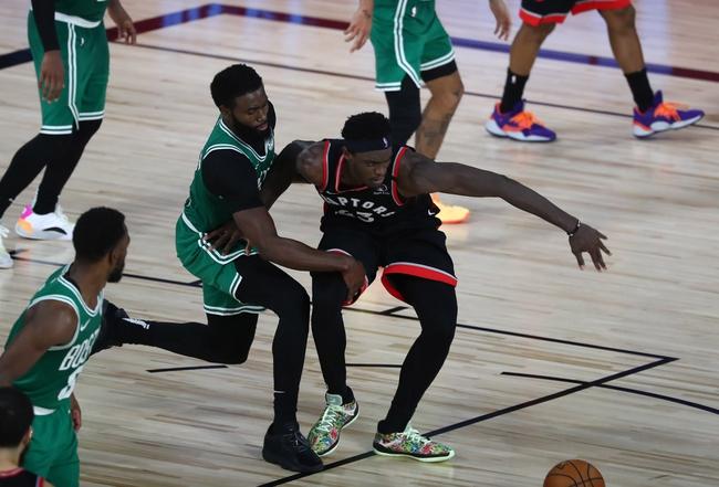 Toronto Raptors vs. Boston Celtics - 9/11/20 NBA Pick, Odds, and Prediction
