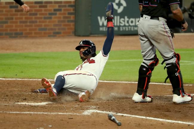 Atlanta Braves vs. Miami Marlins - 9/21/20 MLB Pick, Odds, and Prediction