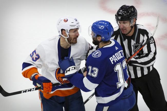 Tampa Bay Lightning at New York Islanders - 9/11/20 NHL Picks and Prediction