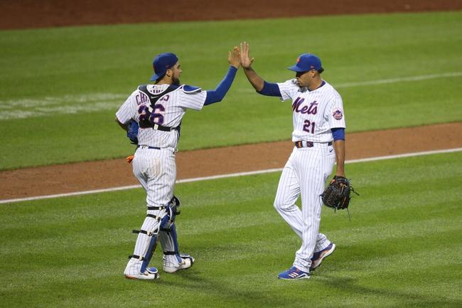 New York Mets at Toronto Blue Jays - 9/11/20 MLB Picks and Prediction