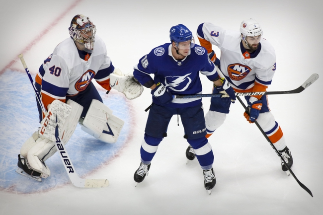 New York Islanders vs. Tampa Bay Lightning - 9/11/20 NHL Pick, Odds, and Prediction