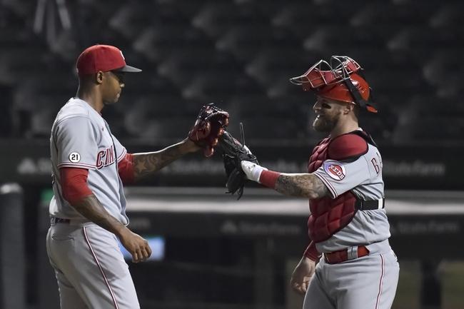 Cincinnati Reds at Chicago Cubs - 9/10/20 MLB Picks and Prediction