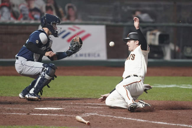 Seattle Mariners vs. San Francisco Giants - 9/16/20 MLB Pick, Odds, and Prediction