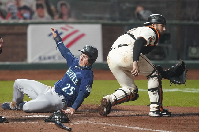 Seattle Mariners vs. San Francisco Giants - 9/15/20 MLB Pick, Odds, and Prediction