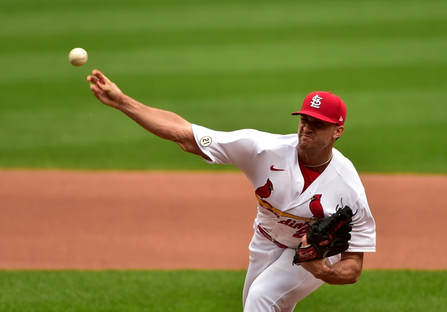 Milwaukee Brewers vs. St. Louis Cardinals Game 1 - 9/25/20 MLB Pick, Odds, and Prediction