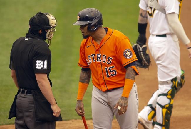 Mitch's A's-Astros Pick