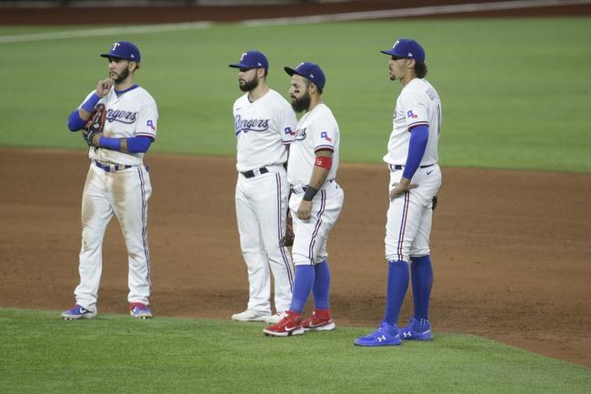 Texas Rangers at Los Angeles Angels - 9/19/20 MLB Picks and Prediction