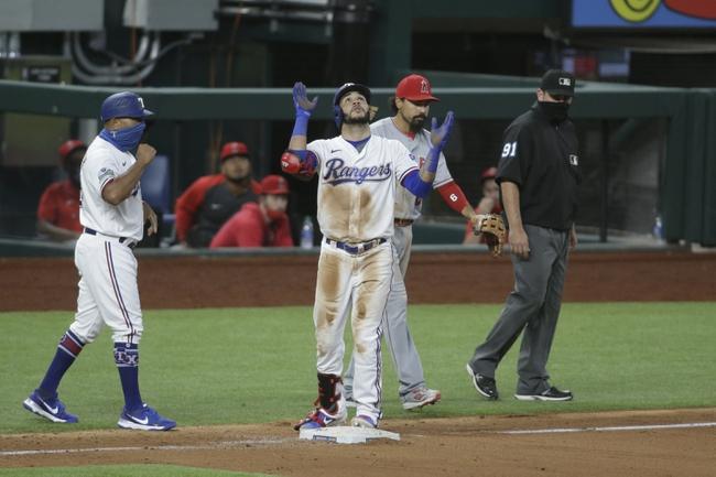Los Angeles Angels vs. Texas Rangers - 9/18/20 MLB Pick, Odds, and Prediction
