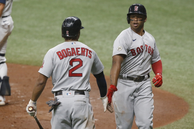 Boston Red Sox at Tampa Bay Rays - 9/11/20 MLB Picks and Prediction