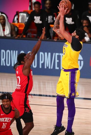 Tony T's Rockets vs. Lakers TOTAL 9-12-2020