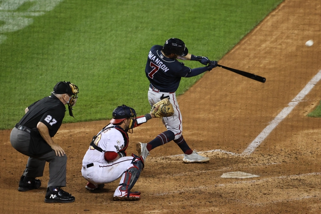 Washington Nationals vs. Atlanta Braves - 9/11/20 MLB Pick, Odds, and Prediction