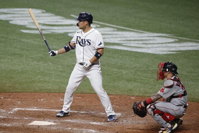 Tampa Bay Rays vs. Boston Red Sox - 9/12/20 MLB Pick, Odds, and Prediction