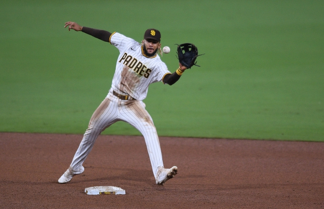 San Francisco Giants at San Diego Padres - 9/11/20 MLB Picks and Prediction