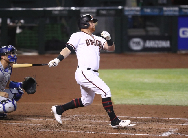 Seattle Mariners at Arizona Diamondbacks - 9/11/20 MLB Picks and Prediction