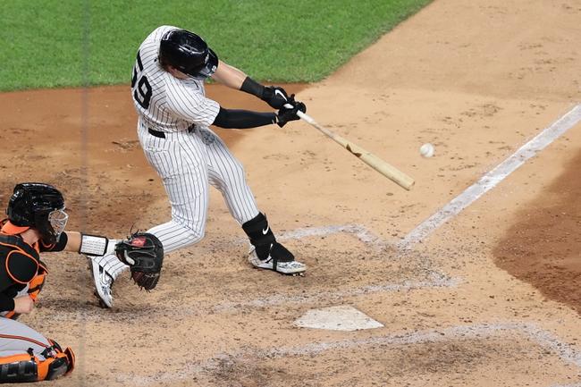 Baltimore Orioles at New York Yankees - 9/12/20 MLB Picks and Prediction