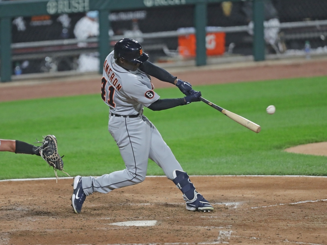 Chicago White Sox vs. Detroit Tigers - 9/12/20 MLB Pick, Odds, and Prediction