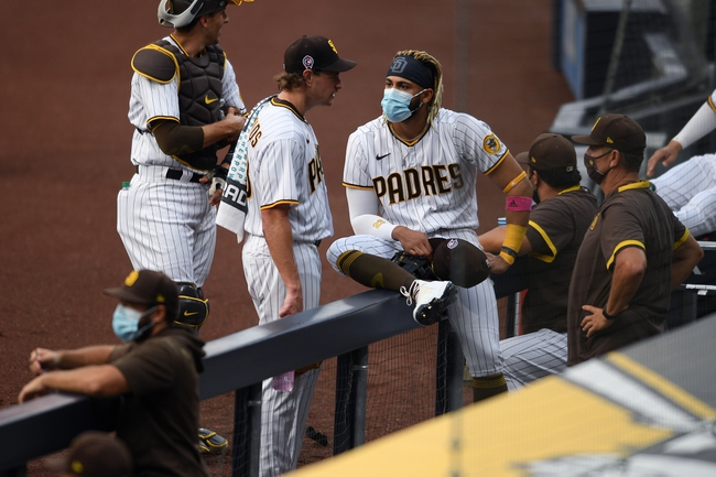 San Diego Padres vs. San Francisco Giants - 9/13/20 MLB Pick, Odds, and Prediction