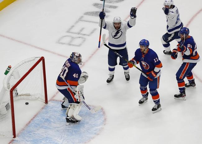 Tampa Bay Lightning at New York Islanders - 9/13/20 NHL Picks and Prediction