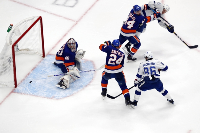 New York Islanders vs. Tampa Bay Lightning - 9/13/20 NHL Pick, Odds, and Prediction