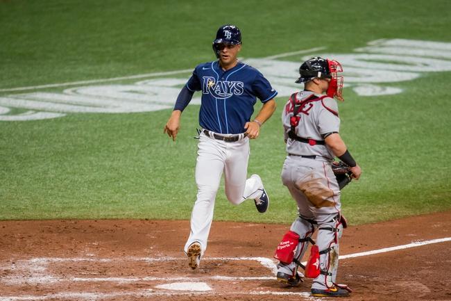 Boston Red Sox at Tampa Bay Rays - 9/12/20 MLB Picks and Prediction