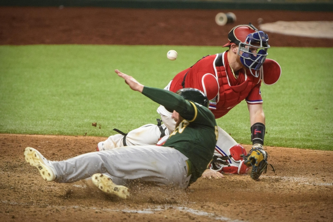 Oakland Athletics at Texas Rangers Game One - 9/12/20 MLB Picks and Prediction