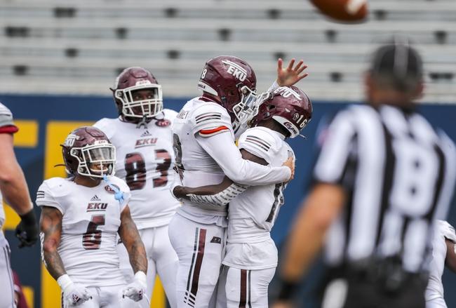 Eastern Kentucky vs. Houston Baptist College Football Picks, Odds, and Predictions 10/3/20